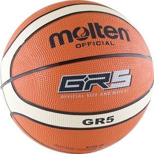 Мяч баскетбольный Molten BGR5-OI (р. 5)