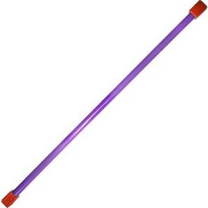 Бодибар 6кг, длина 120 см (фиолетовый) купить недорого низкая цена  - купить со скидкой