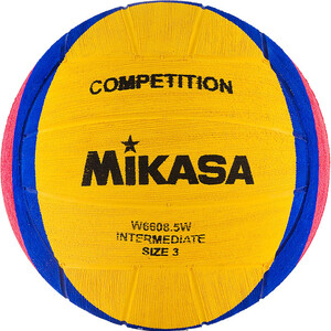 Мяч для водного поло Mikasa W6608W Junior мяч для водного поло mikasa w6609c жен размер