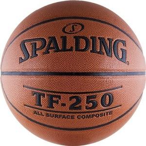 Мяч баскетбольный Spalding TF-250 All Surface (р. 5) londa velvet oil масло для волос вельвет 100 мл