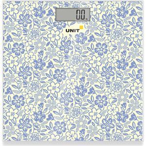 Весы напольные UNIT UBS-2051, сизый
