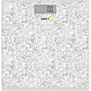 Весы напольные UNIT UBS-2052, светло-серый