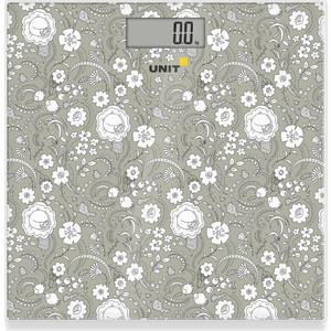 Весы напольные UNIT UBS-2052, темно-серый