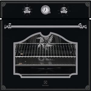 Электрический духовой шкаф Electrolux OPEB 2320 B встраиваемый электрический духовой шкаф electrolux opeb 9951 z