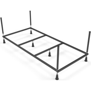 Каркас для ванны Cersanit Zen 180 прямоугольный (K-RW-ZEN*180) hansa zen boes69001