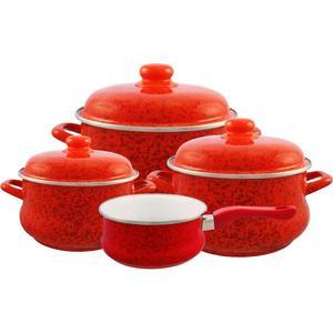 Набор посуды 7 предметов Metrot Эмина Рубин (083208)