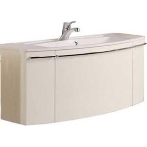 Тумба под раковину Акватон Севилья 120 белый жемчуг (1A126501SEG30) акватон мебель для ванной акватон севилья 120