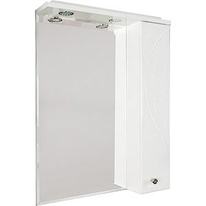 Зеркало-шкаф Акватон Лиана 65 шкафчик справа, белый (1A166202LL01R)