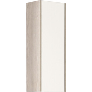 Шкафчик Акватон Йорк белый/ясень фабрик (1A171403YOAV0)