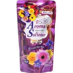 ROCKET SOAP Кондиционер для белья с микрокапсулами с ароматом ''полевых цветов'' 350 мл (709255) Кондиционер для белья с микрокапсулами с ароматом