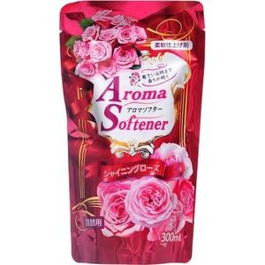 ROCKET SOAP Кондиционер для белья с микрокапсулами с ароматом ''розы'' 350 мл (709256) Кондиционер для белья с микрокапсулами с ароматом