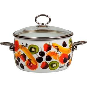 Кастрюля эмалированная 2.0 л Vitross Fruits (1SC165S)
