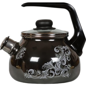 Чайник эмалированный со свистком 2.0 л Vitross Iseberg (1RA12)