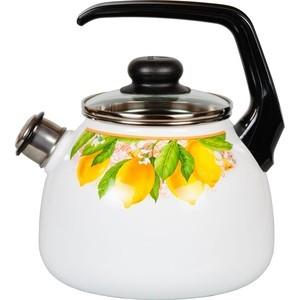 купить Чайник эмалированный со свистком 3.0 л Vitross Limon (1RC12) дешево