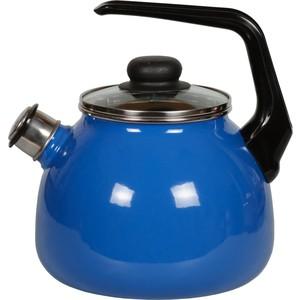 Чайник эмалированный со свистком 3.0 л Vitross Ocean (1RC12)