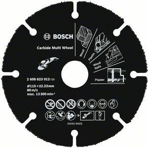 Диск отрезной Bosch 115х22.2мм (2.608.623.012)
