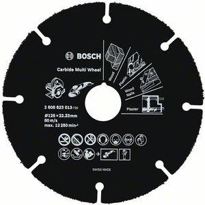 Диск отрезной Bosch 125х22.2мм (2.608.623.013)