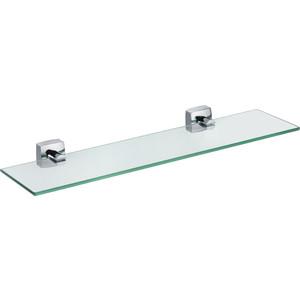 Полка стеклянная Fixsen Kvadro 50 см (FX-61303) fixsen kvadro fx 61302