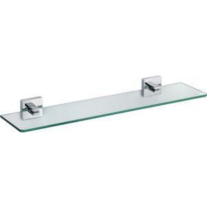 Полка стеклянная Fixsen Metra 52 см (FX-11103) полка стеклянная 50 см fixsen rosa fx 95003