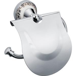 Держатель туалетной бумаги Fixsen Bogema с крышкой (FX-78510)