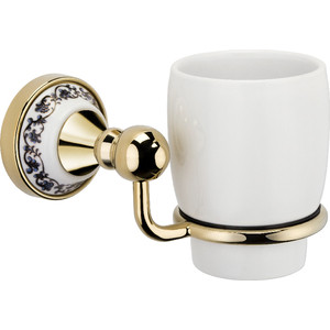 Стакан для ванны Fixsen Bogema Gold (FX-78506G)