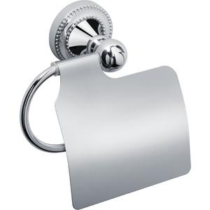 Держатель туалетной бумаги Fixsen Style с крышкой (FX-41110)