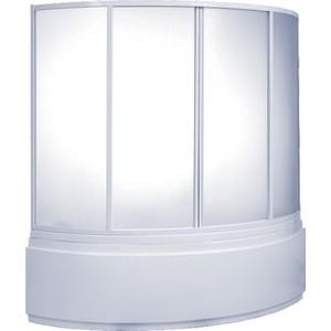 Шторка на ванну BAS Алегра 150 стекло Грейп (ШТ00013)