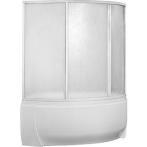 Шторка на ванну BAS Флорида 160 пластик Вотер (ШТ00044)