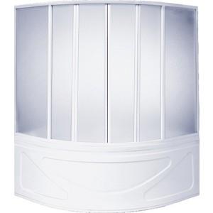 Шторка на ванну BAS Мега 160 пластик Вотер (ШТ00034)