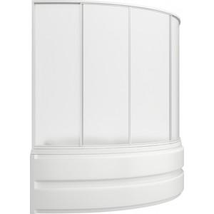 Шторка на ванну BAS Сагра 160 стекло Грейп (ШТ00038)