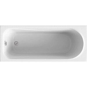 Акриловая ванна BAS Атланта 170х70 с каркасом, без гидромассажа (В 00003)