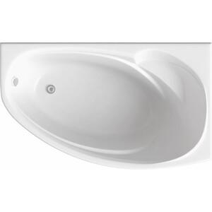 Акриловая ванна BAS Фэнтази правая 150х90 с каркасом, без гидромассажа (В 00041) цена 2017