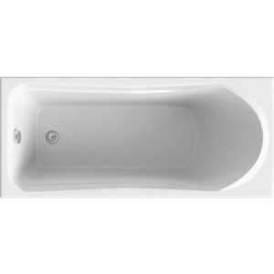 Акриловая ванна BAS Мальта 170х75 с каркасом, без гидромассажа (В 00023)