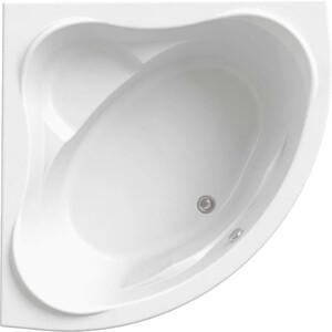 Акриловая ванна BAS Мега 160х160 с каркасом, без гидромассажа (В 00024)