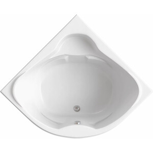 Акриловая ванна BAS Хатива 143х143 с каркасом, без гидромассажа (В 00042)