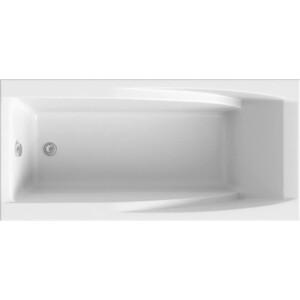 Акриловая ванна BAS Эвита 180х85 с каркасом, без гидромассажа (В 00043)
