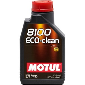 Моторное масло MOTUL 8100 Eco-clean 0W-30 1 л