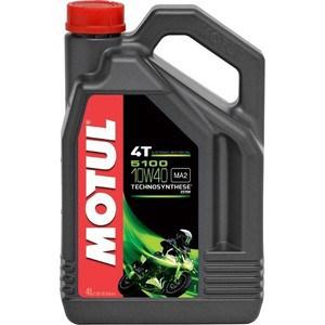 Моторное масло MOTUL 5100 4T 10W-40 4 л