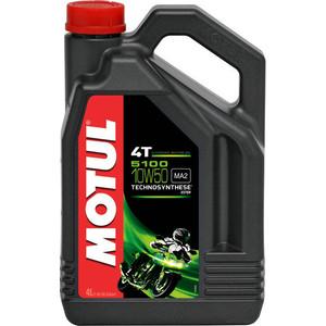 Моторное масло MOTUL 5100 4T 10W-50 4 л моторное масло motul 5100 4t 10w 40 4 л