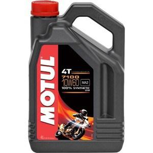 Моторное масло MOTUL 7100 4T 10W-60 4 л моторное масло motul 5100 4t 10w 40 4 л