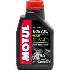 Трансмиссионное масло MOTUL Transoil Expert 10W-40 1 л антифриз motul inugel optimal ultra концентрат цвет флуоресцентный оранжевый 1 л