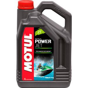 Моторное масло MOTUL Powerjet 2T 4 л motul 300v factory line road racing 5w 40 4 л