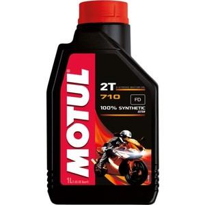 цена на Моторное масло MOTUL 710 2T 1 л