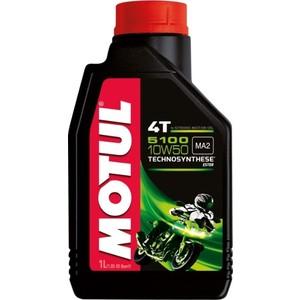 Моторное масло MOTUL 5100 4T 10W-50 1 л моторное масло motul 5100 4t 10w 40 4 л