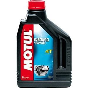 Моторное масло MOTUL Inboard 4T 15W-40 2 л