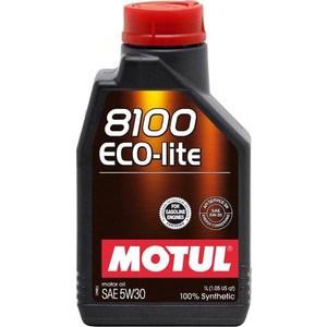 цена на Моторное масло MOTUL 8100 Eco-lite 5W-30 1 л