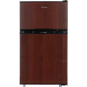 Холодильник Tesler RCT-100 Wood
