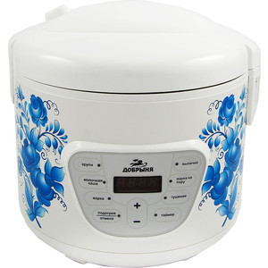 Мультиварка Добрыня DO-1004 сковорода добрыня do 3302 1