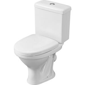 цены на Унитаз компакт Santeri Форвард Стандарт с сиденьем, белый (1.P205.2.S00.00B.F)  в интернет-магазинах