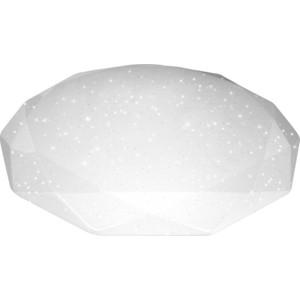 Потолочный светильник Estares ALMAZ 60W R-493-WHITE/SHINY-220V-IP44